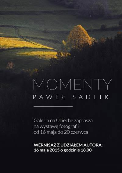 Wystawa Fotografii Paweł Sadlik