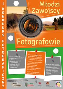 """Konkurs """"Młodzi zawojscy fotografowie"""" 2014"""